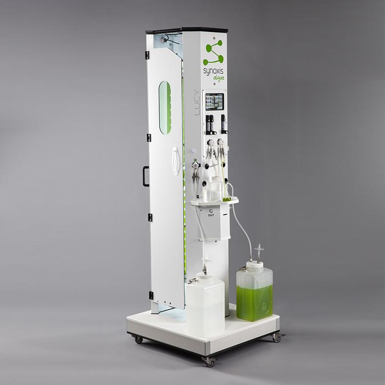 photobioréacteur tubualire
