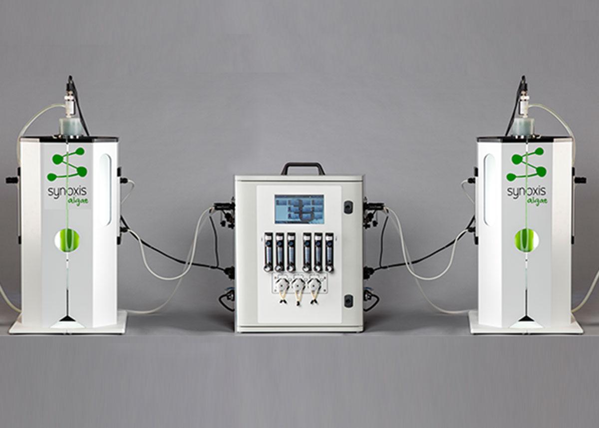 Photobioréacteur NANO extended pour les laboratoires