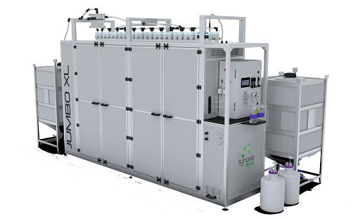 JUMBO photobioréacteur pour produire de la biomasse