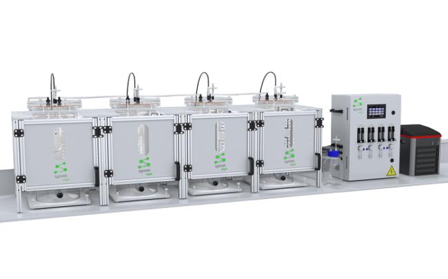 LEO photobioreactor